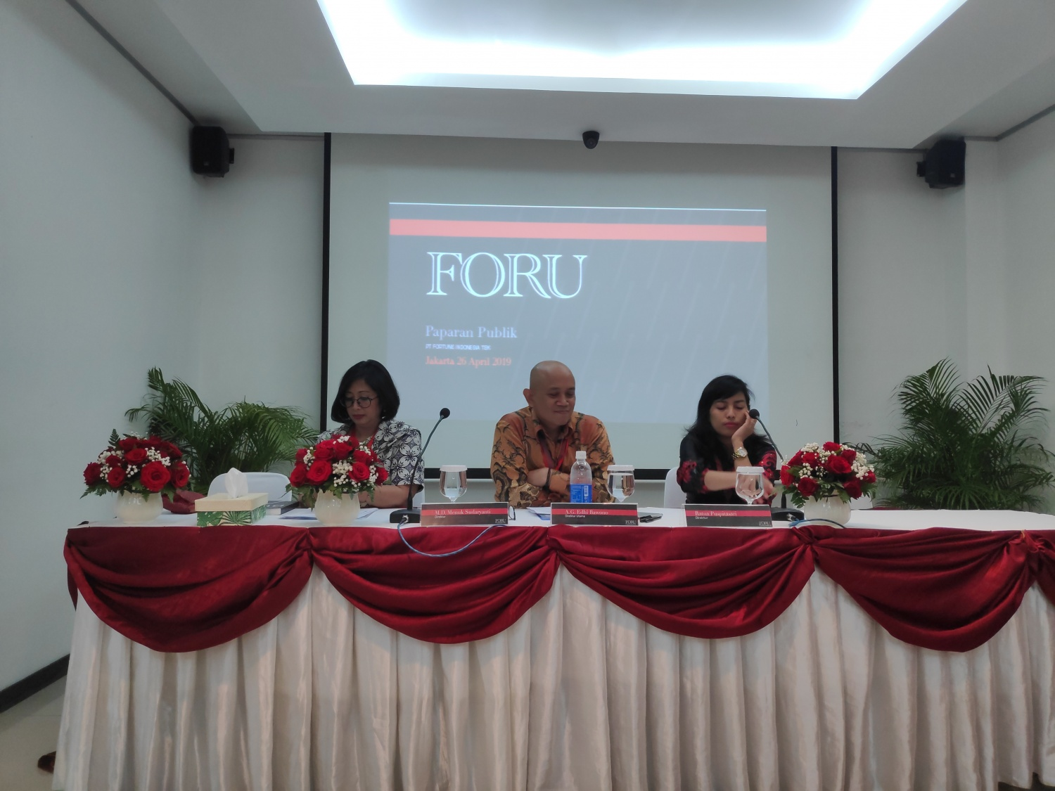FORU Fortune Indonesia eyes for Rp 294 billion in revenue this year - IDNFinancials