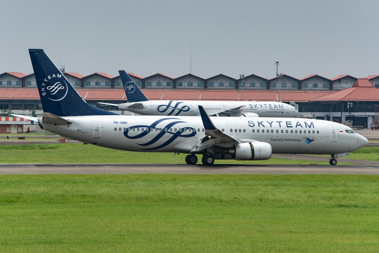 Garuda seeks to cancel Boeing 737 Max order